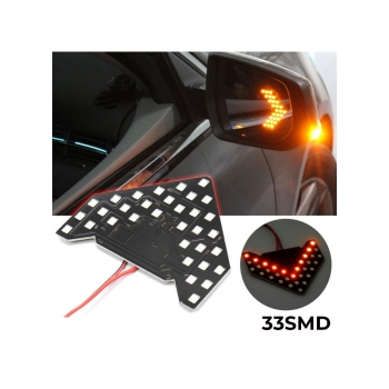 27-SMD Sequential LED Arrows for Ca..