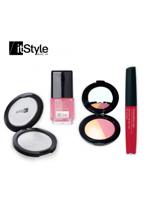 Itstyle Nails Face & Lips Makeup Se..
