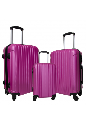 Hard-shell Carry on Built-in Wheels..