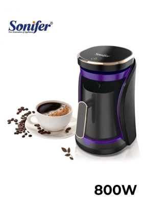 Sonifer SF-3542 Turkish Coffee Make..