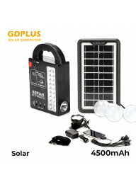GD Plus GD-8215 Mini Solar Emergenc..