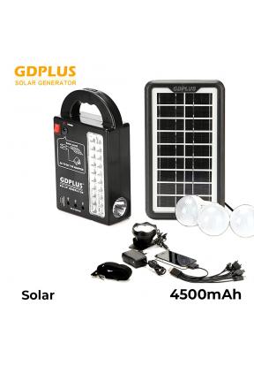 GD Plus GD-8215 Mini Solar Emergenc..