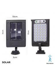 35-LED Solar Powered Motion Activat..