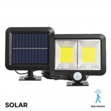 108-COB LED Solar Powered Re..
