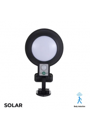 Motion Activated Solar Rechargeable..