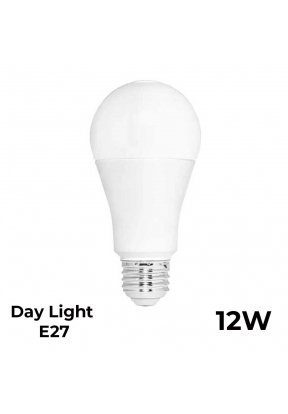 12W LED light Bulb Day Light E27..