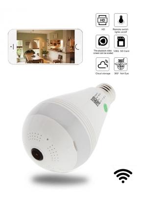 V380 Bulb Light Wireless IP Camera ..