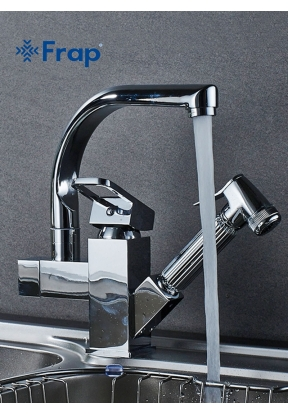 Frap Y40057 Kitchen Faucet Polished..