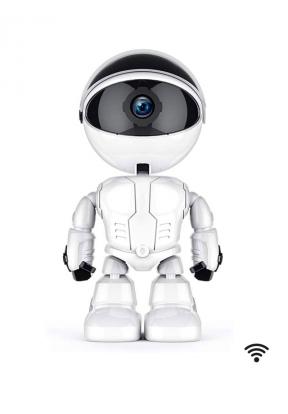 Robot Wireless IP Camera CCTV Secur..