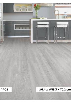 JH 8012 Wooden Grain Floor Plank Se..