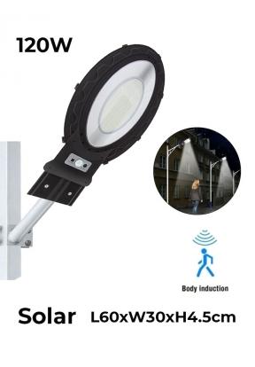 140-White LED 15000mAh Solar Powere..