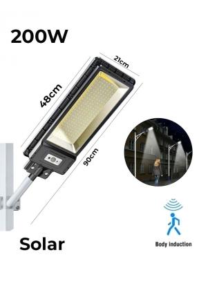 High Efficient LED Solar Street Lig..