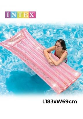 Intex 58720EU Pink Glitter Float Ma..