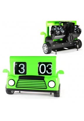 Flip Clock Retro Car Balance Rocker..