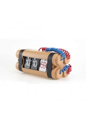 Bomb Flip Clock Percussion Powder F..