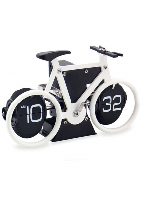 Newest Bicycle Flip Clock..