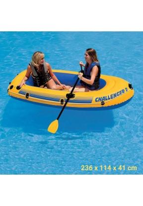Intex 68367 Challenger 2 Inflatable..