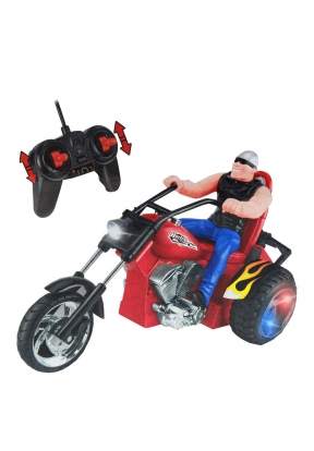 ZC Toys Harley Davidson R/C Wild Mo..