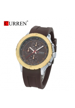 CURREN 8165 Luxury Brand Fashion Me..