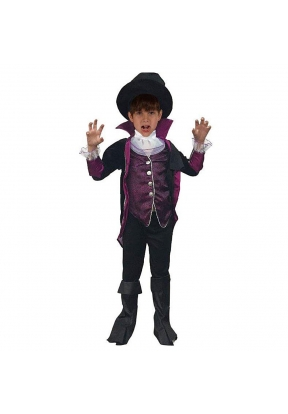 Vampire Children's Costume For Kids..