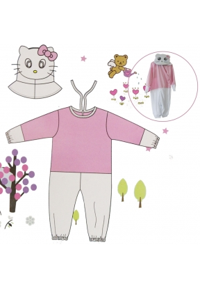 Hello Kitty Children's Costume For ..