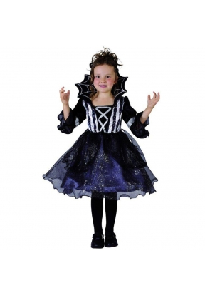 Spider Girl Children's Costume For ..