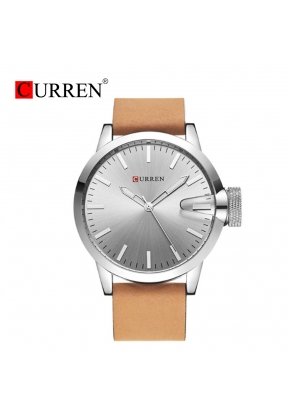 Curren 8208 Belts Silicone Watches ..
