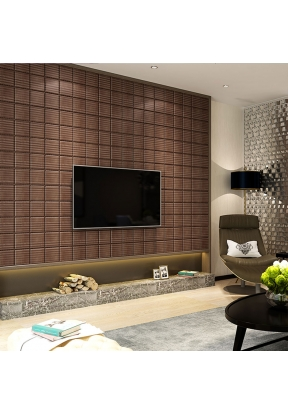 3D Square Superior Wall Brick Pure ..