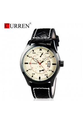 CURREN 8151 Top Luxury Leather Spor..