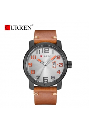 CURREN 8254 Top Luxury Leather Spor..