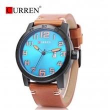 CURREN 8254 Top Luxury Leather Spor..