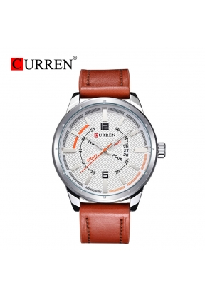 CURREN 8211Top Luxury Leather Sport..