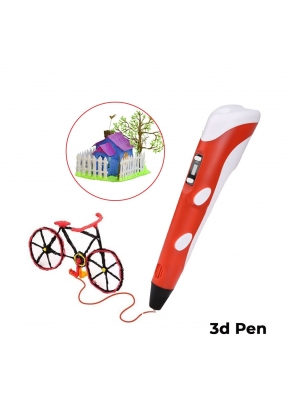 Intelligent 3d pen 3DP02 For Kids..