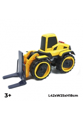 Construction Forklift Truck with Li..
