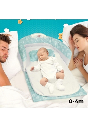 IBaby Baby Separated Bed Portable I..