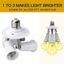 3-in-1 Multi-Holder Lamp Socket Edi..