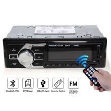 JSD-520 Car FM Radio SD USB MP3 Aud..