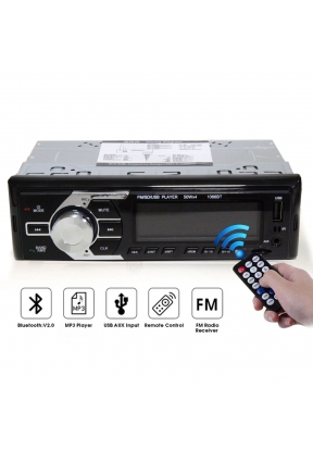 JSD-520 Car FM Radio SD USB MP3 Aud..