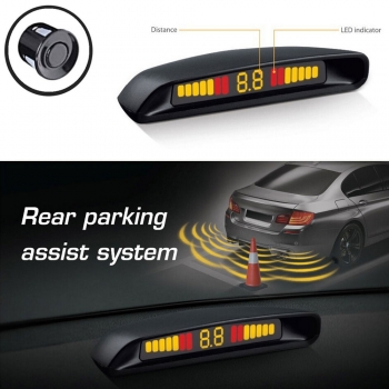 Assistant Parking Sensor System wit..
