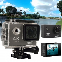4K Ultra HD DV WiFi Sports Action C..