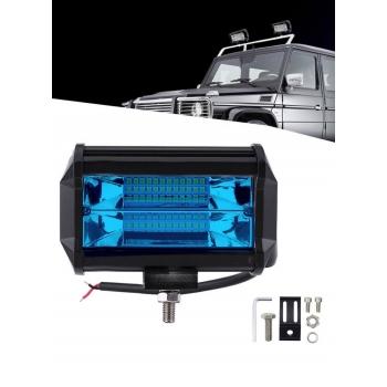 Dual-Row LED Work Light Bar 72W Dri..