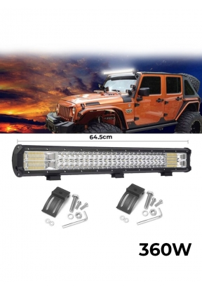 360W LED Light Bar Strip White Floo..