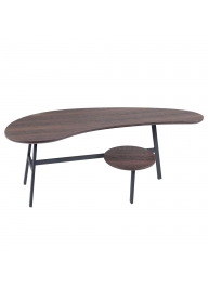 Coffee Table Kidney-Shaped (L112 x ..