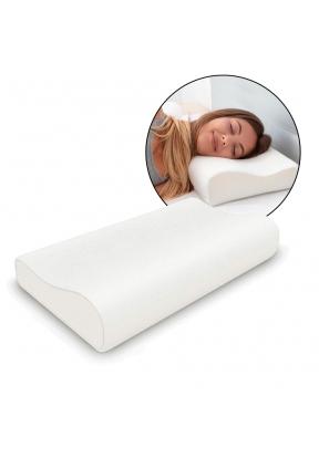 Comfort Memory Pillow- Soft Foam Sh..
