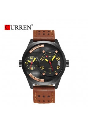 Curren 8252 Fashion Waterproof Male..