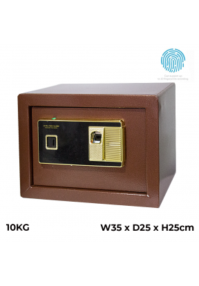 Fingerprint Safe 2 locking Bolts Se..