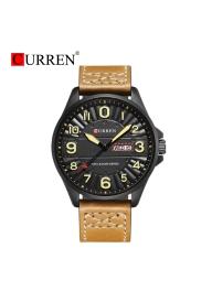Curren 8269 Waterproof  Leather Lux..