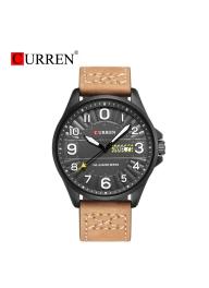 Curren 8269 Waterproof Leather Men'..
