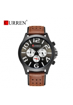Curren 8244 Waterproof Casual Men Q..