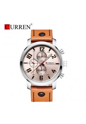 Curren 8192 Waterproof  Men Quartz ..